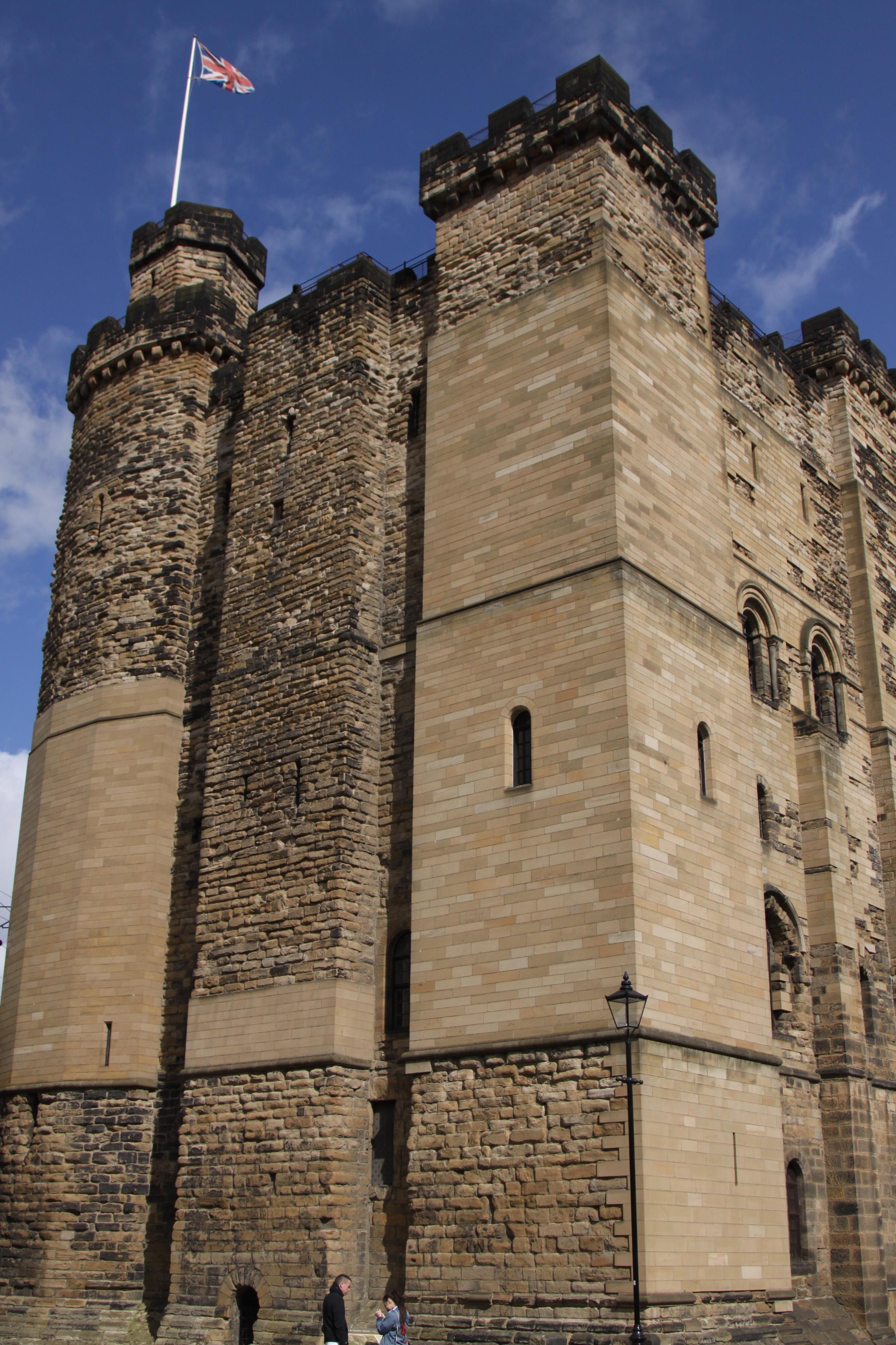 zamek Newcastle