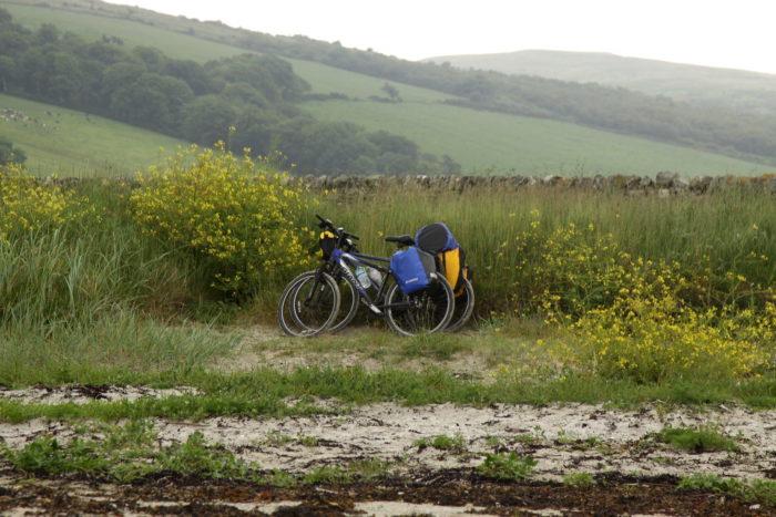rowerami po Szkocji