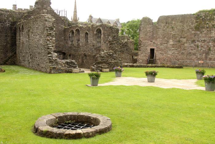 zamek Rothesay