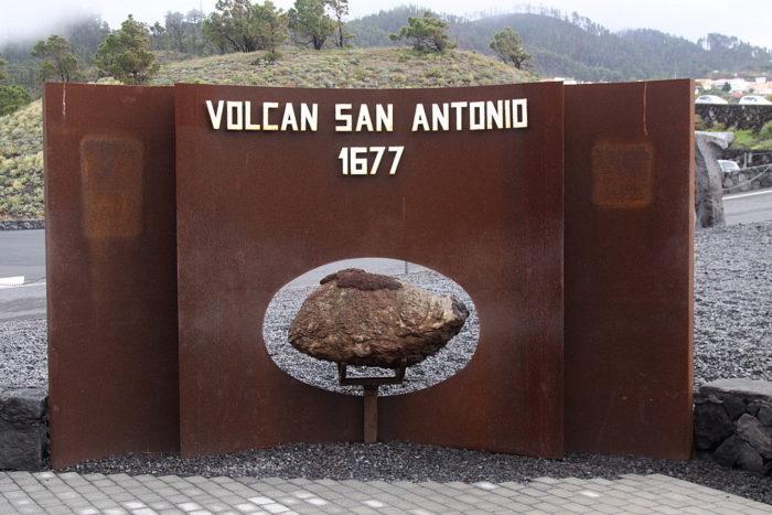 La palma wulkan