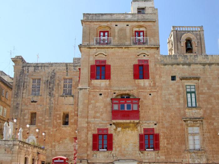 zwiedzanie Vallety