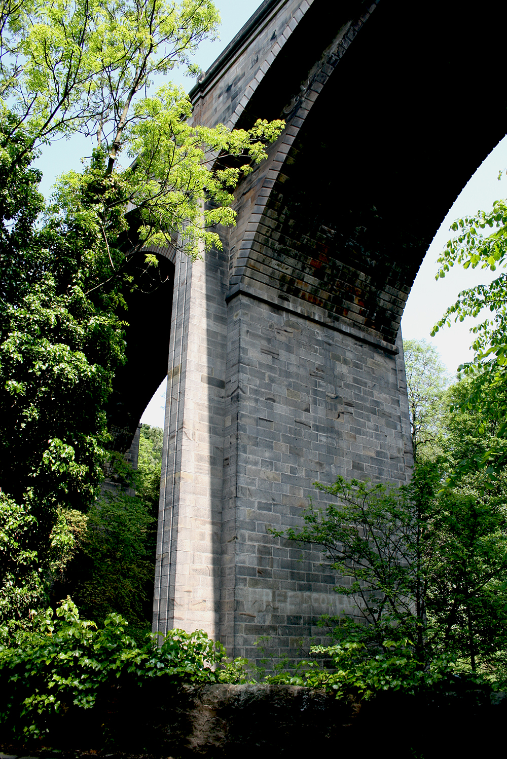 water of leith dean viaduct