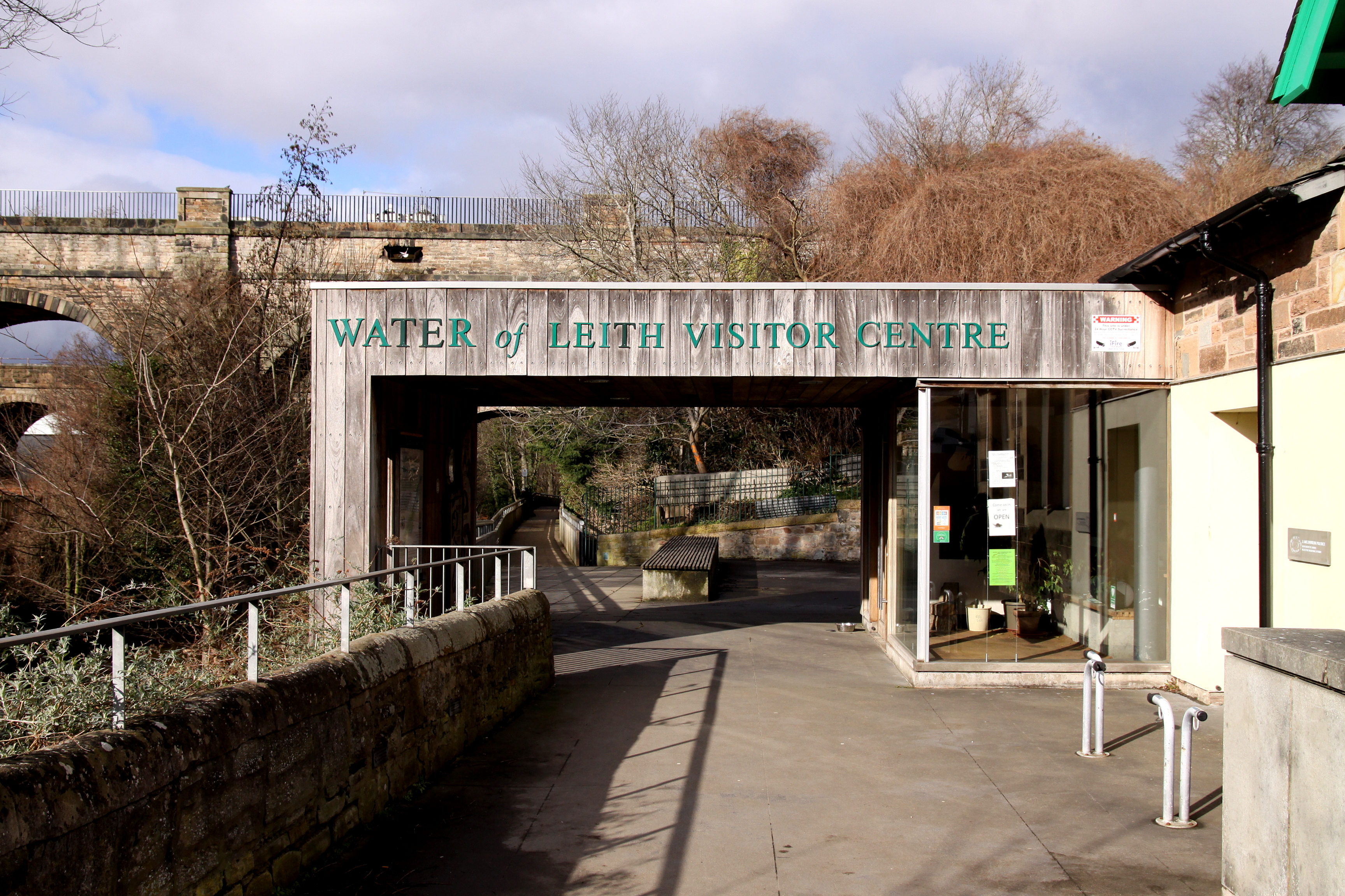 water of leith visitor centre