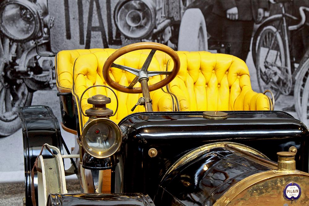 muzeum motoryzacji miluza