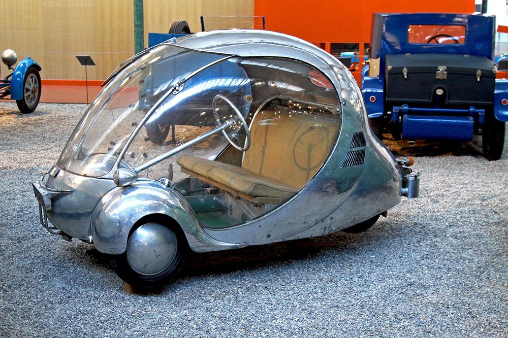 prototypy pojazdow