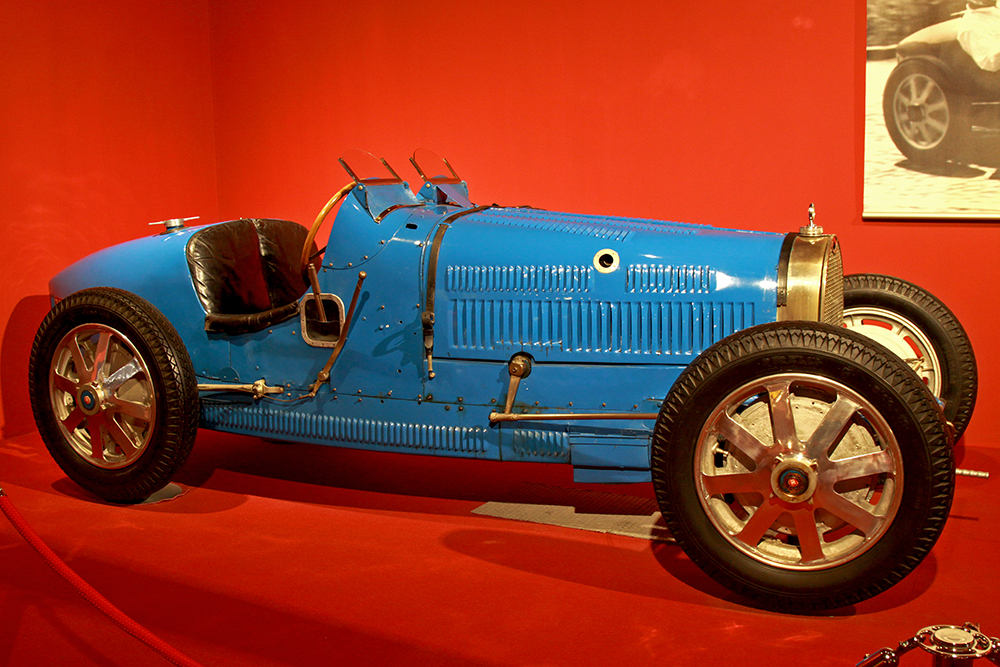 kolekcja Bugatti muzeum