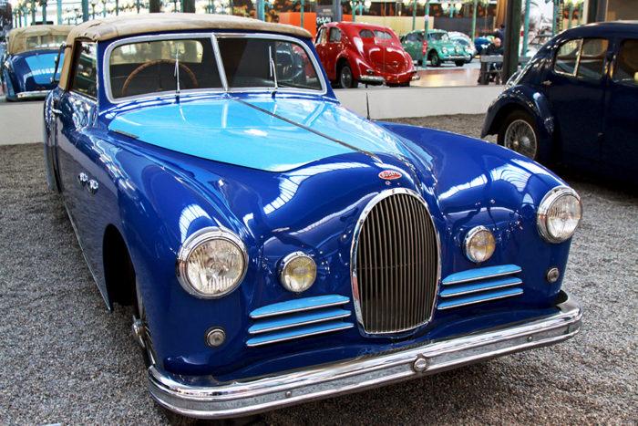muzeum samochodów