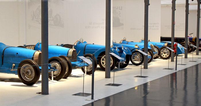 muzeum Bugatti