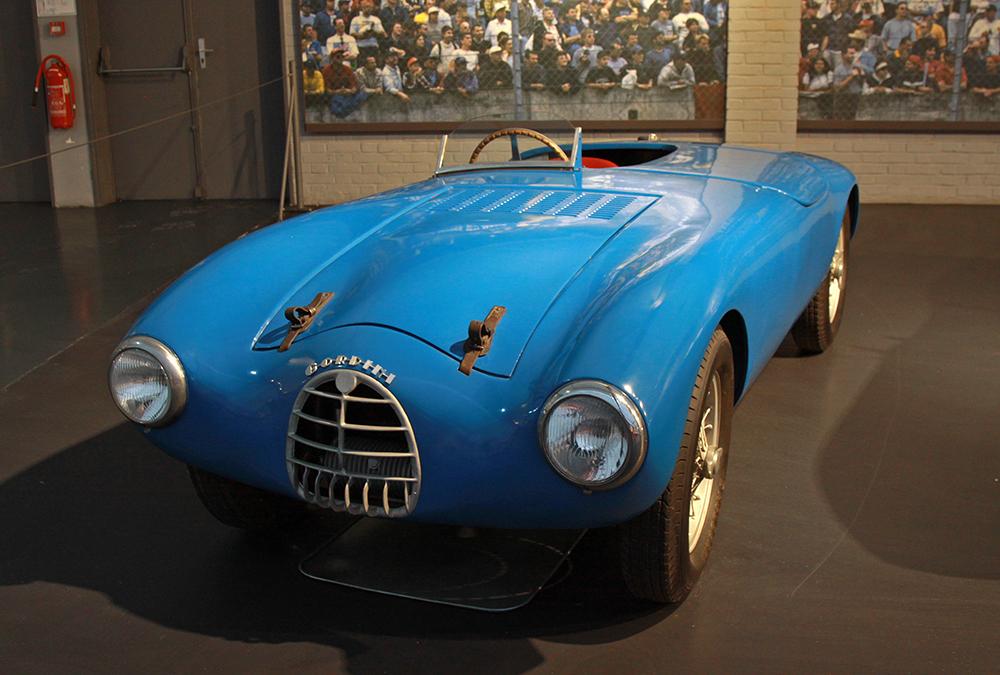 muzeum samochody wyscigowe
