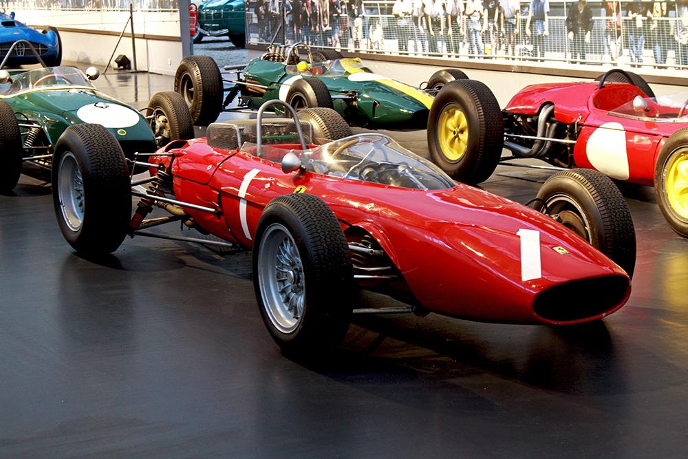 historia motoryzacji samochody wyscigowe