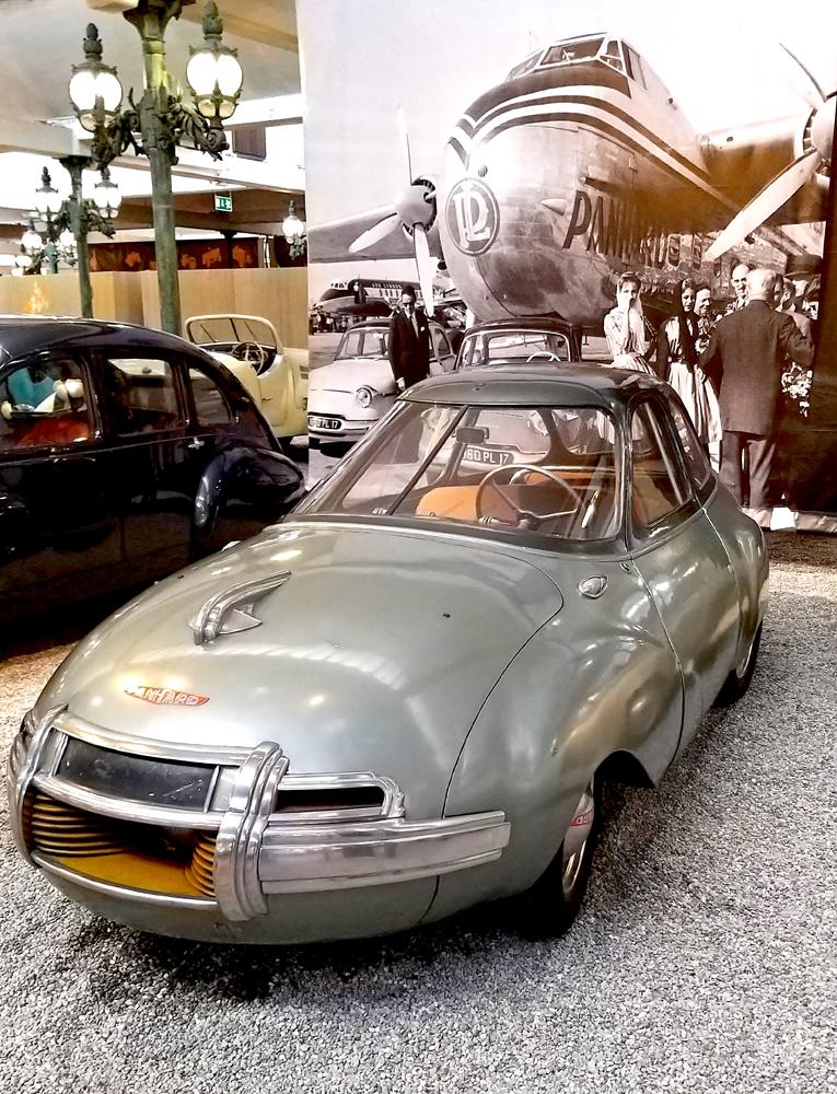muzeum samochodow Miluza