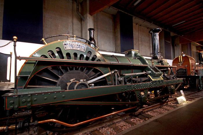 muzeum kolei