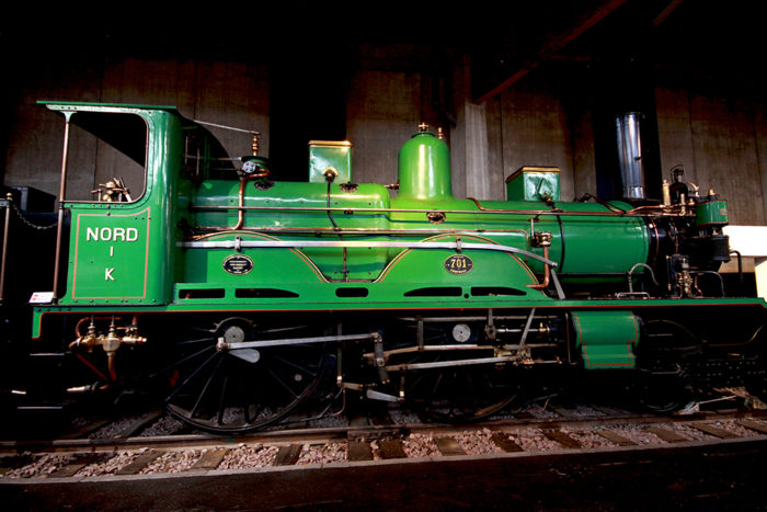 muzeum kolei w Miluzie