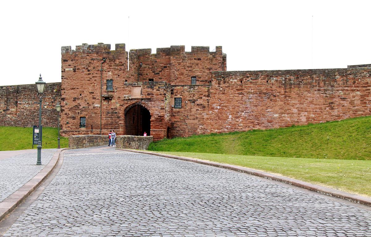 zamek Carlisle