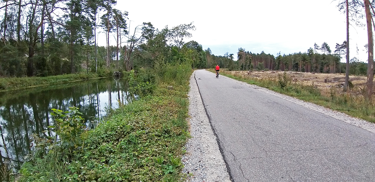 kanal brdy