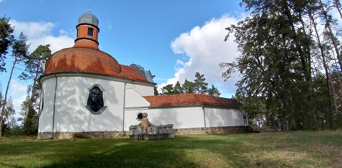 kaplica w kalwarii