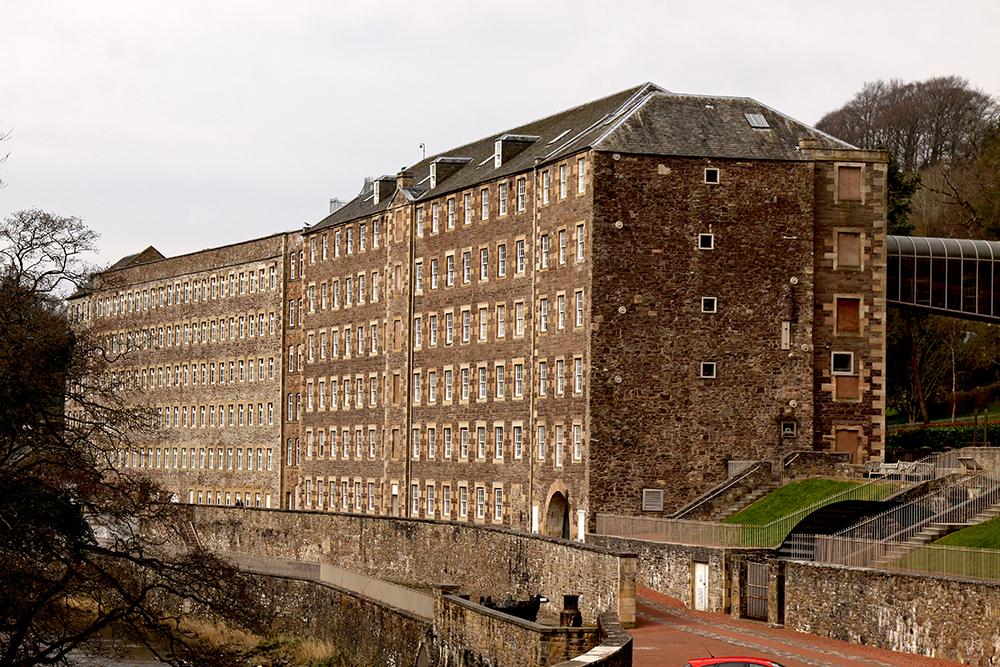 new lanark osada przemyslowa