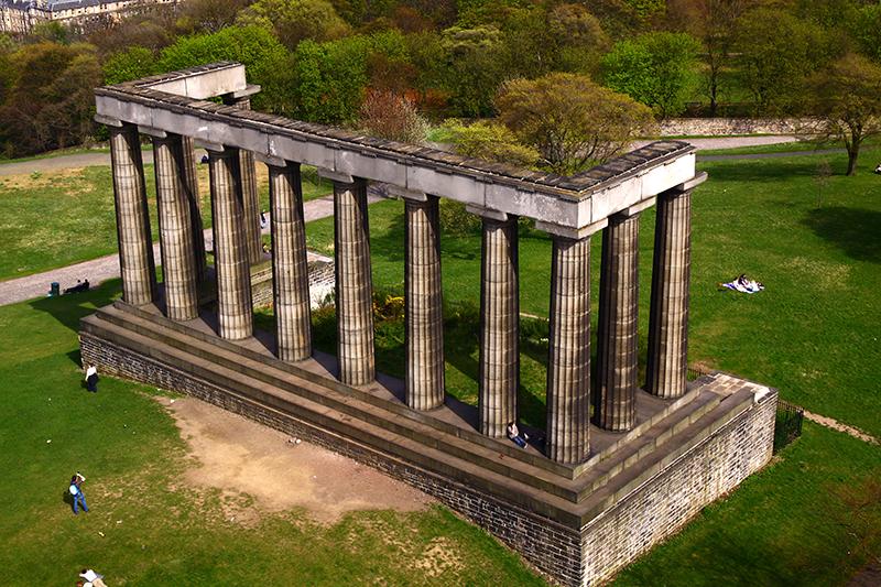 10 darmowych atrakcji w Edynburgu