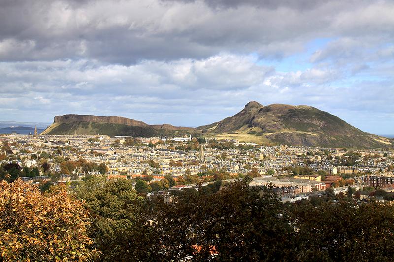 10 darmowych atrakcji Edynburga
