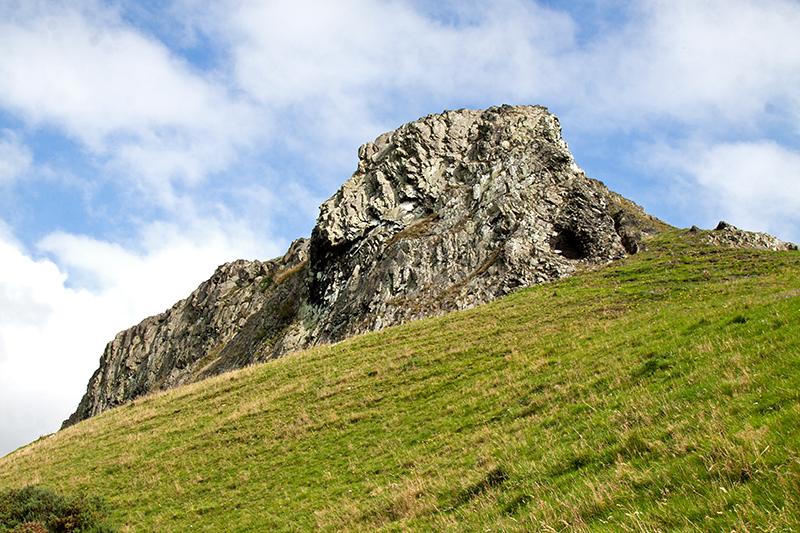 wzgórze binny craig