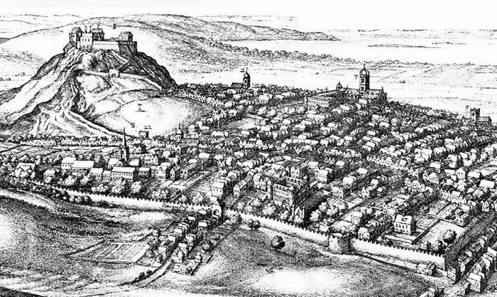 Edynburg w średniowieczu