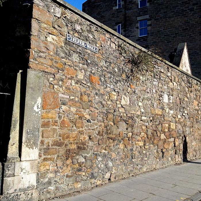 telfer wall edynburg