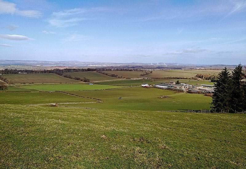 Szkocja widok