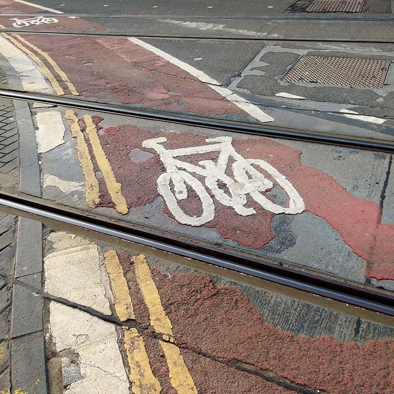 rowerowy Edynburg