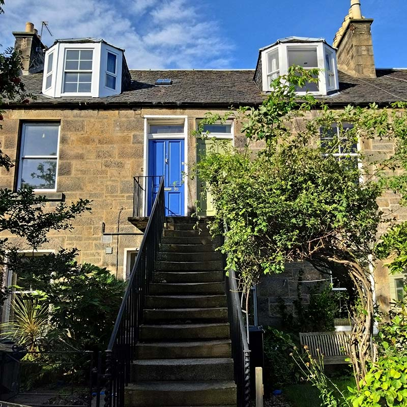 Colonies - domy robotnicze w Edynburgu