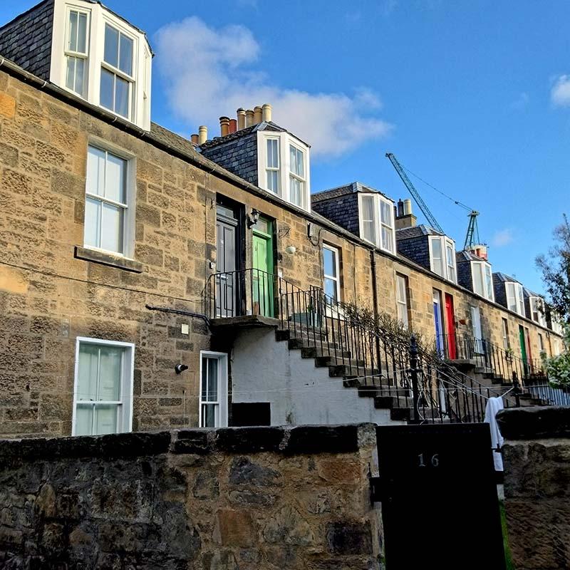 colonies w Edynburgu