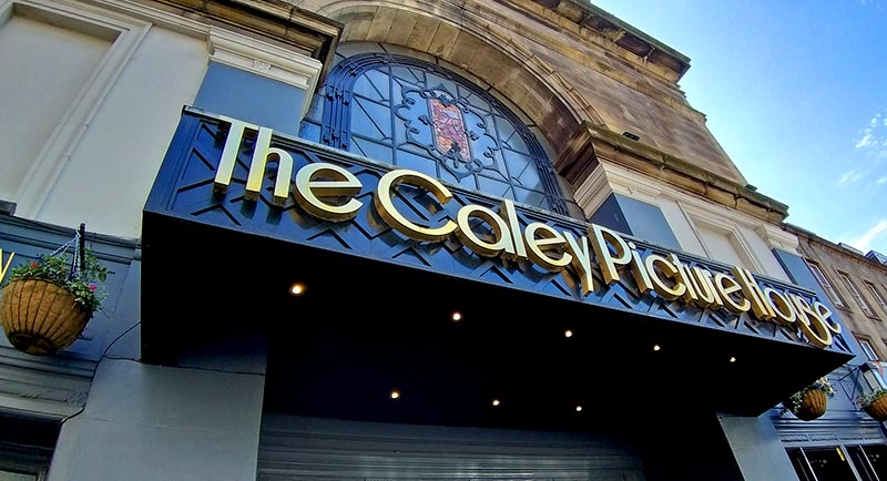 The Caley Picture House
