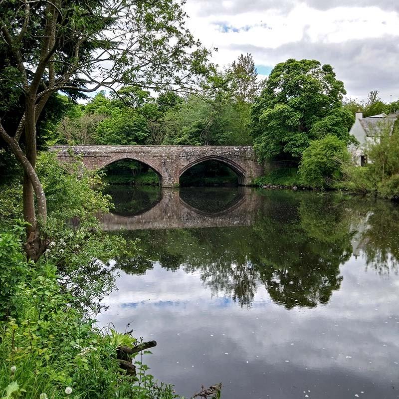 wycieczka rowerowa do North Quunsferry z Edynburga