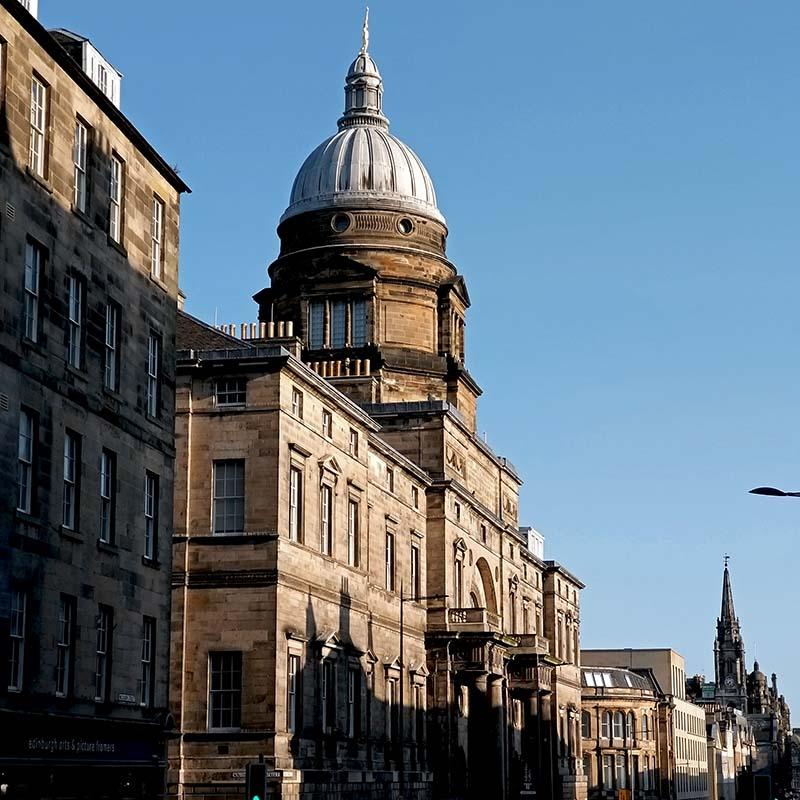 Ciekawostki o Edynburgu uniwersytet