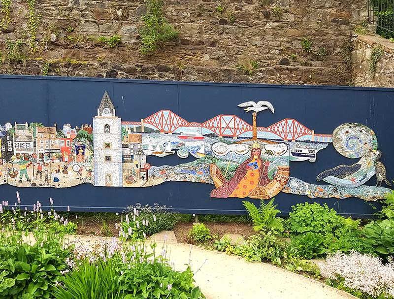 south queensferry mozaika