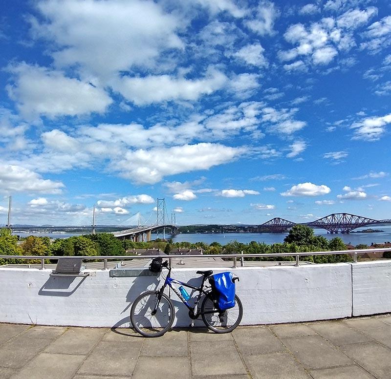 Forth Bridges viewpoint