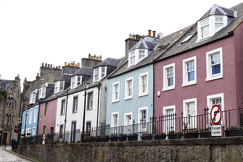 south queensferry głowna ulica